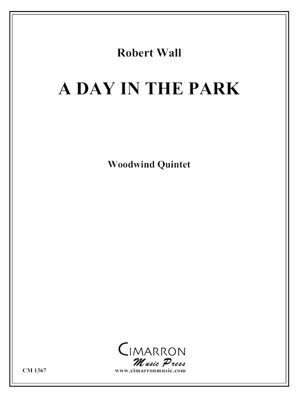 Wall - A Day in the Park - Woodwind Quintet