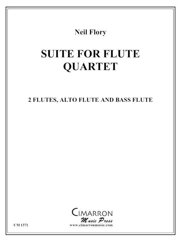 Flory - Suite for Flute Quartet