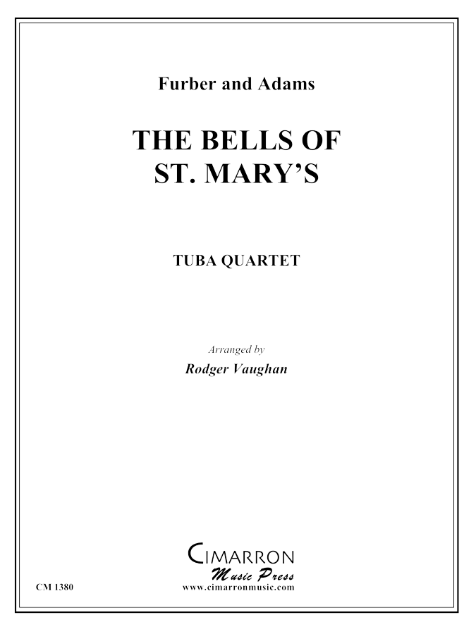 Furber and Adams - The Bells of St. Mary's - Tuba Quartet (EETT)
