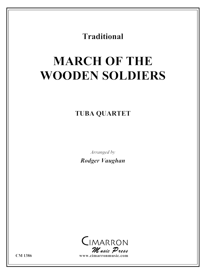 Traditional - March of the Wooden Soldiers - Tuba Quartet (EETT)