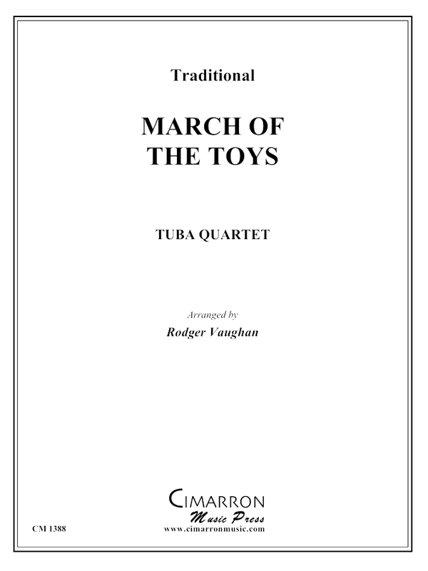 Herbert, Victor - March of the Toys - Tuba Quartet (EETT)