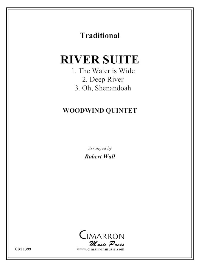 Traditional - River Suite - Woodwind Quintet