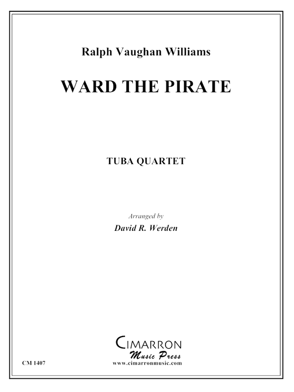 Vaughan-Williams - Ward the Pirate - Tuba Quartet (EETT)