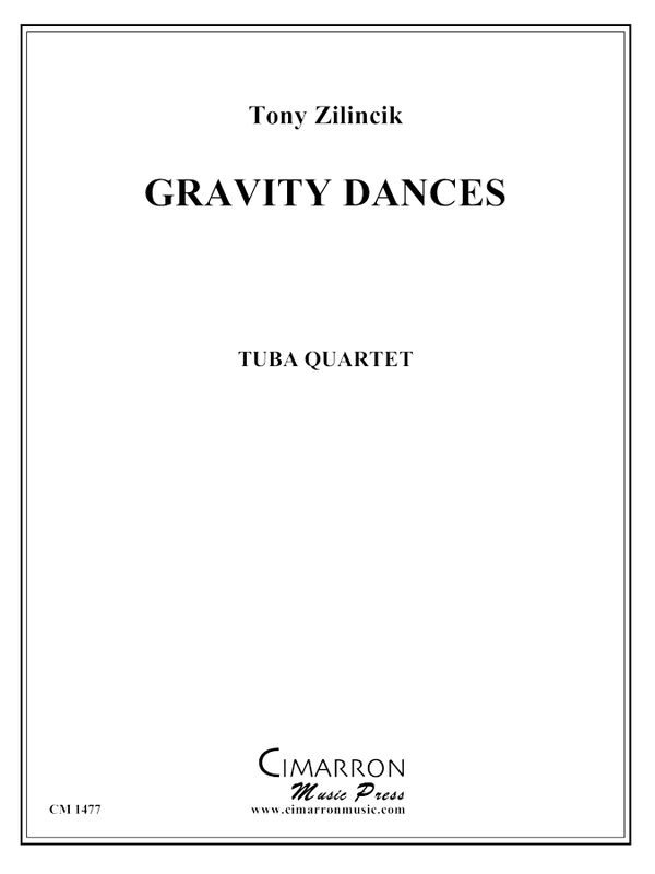 Zilincik - Gravity Dances - Tuba Quartet (EETT)