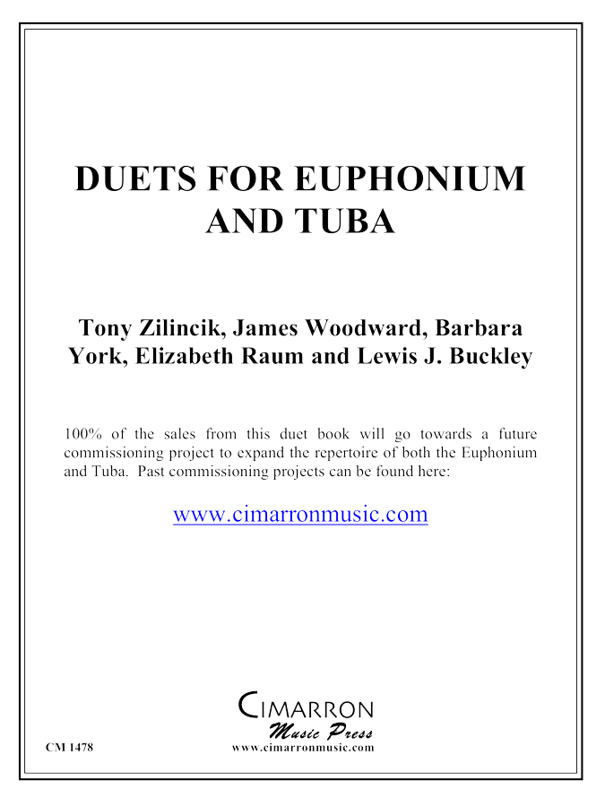 Various - Duets for Euphonium and Tuba