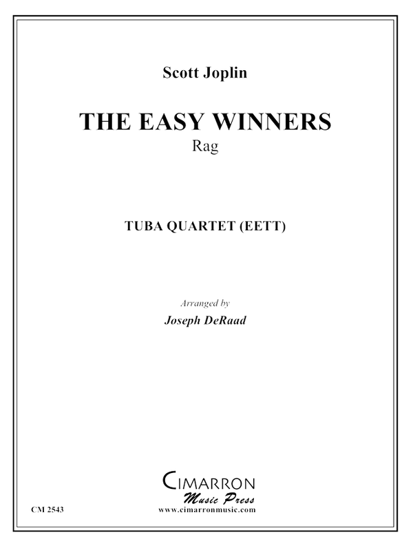 Joplin - The Easy Winners - Tuba Quartet (EETT)