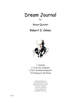 Cohen - Dream Journal - Brass Quintet