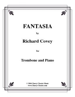 Covey - Fantasy for Trombone and Piano