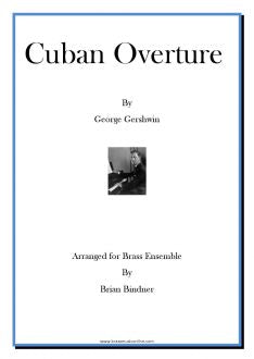 Cuban Overture - Brass Ensemble