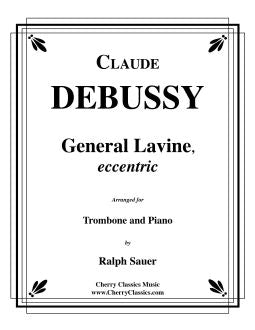 Debussy - General Lavine, eccentric, for Trombone and Piano