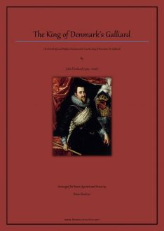 The King of Denmark's Galliard - Brass Quintet