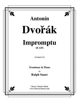 Dvorak – Impromptu for Trombone and Piano
