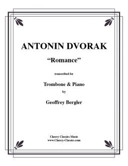 Dvorak - Romance for Trombone & Piano