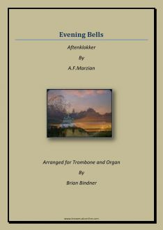 Evening Bells for Trombone and Organ