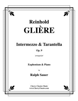 Gliere – Two Pieces for Euphonium and Piano, Op. 9