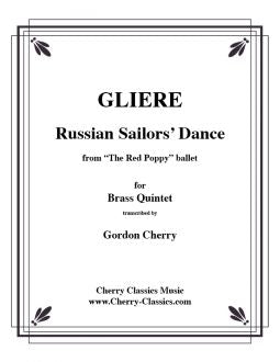Gliere - Russian Sailor's Dance - Brass Quintet