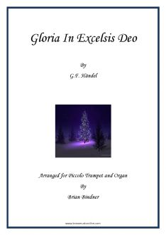 Gloria in excelsis deo - Trumpet and organ