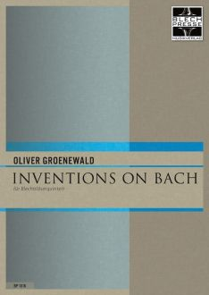 Groenewald - On Bach Inventions - Brass Quintet