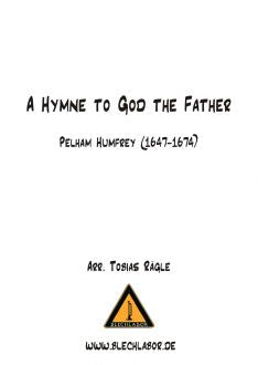 A Hymn to God the Father - Brass Quintet