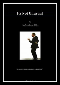 Its Not Unusual - Brass Quintet