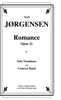 Jørgensen – Romance for Solo Trombone and Concert band