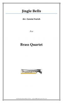 Traditional - Jingle Bells - Brass Quartet