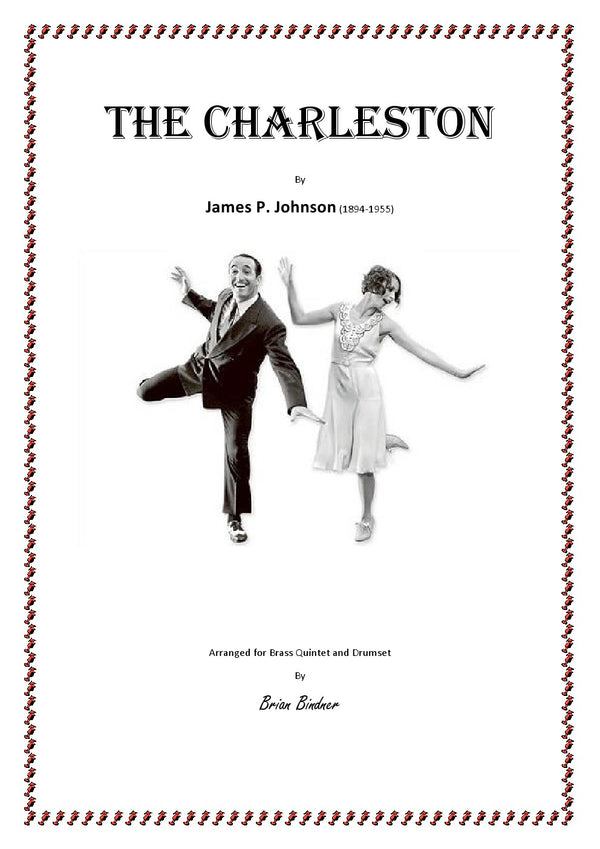 Johnson - The Charleston - Brass Quintet