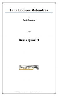 Ramsey - Lana Dolores Melendres - Brass Quartet