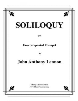 Lennon – Soliloquy for Unaccompanied Trumpet