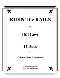 Levi – Ridin' the Rails - 15 duos for Tubas