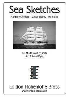 MacDonald - Sea Sketches for Ten Piece Brass Choir