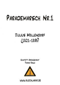 Mollendorf - Parademarch No. 1 - Brass Quintet