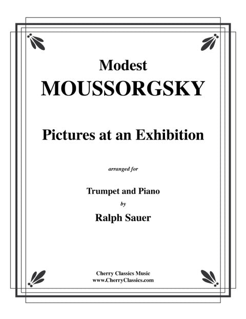 Mussorgsky - Pictures at an Exhibition for Trumpet and Piano