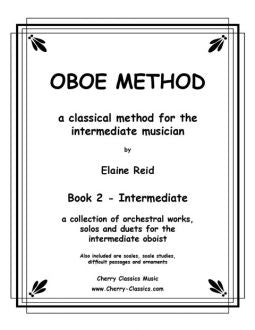 Smith - Oboe Method Book 2 - Intermediate