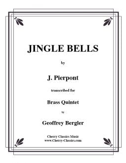 Pierpont - Jingle Bells for Brass Quintet