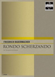Radermacher - Rondo scherzando - Trumpet and Piano