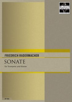 Radermacher - Sonata for Trumpet and Piano