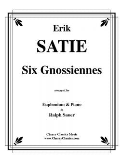 Satie – Six Gnossiennes - Euphonium and Piano