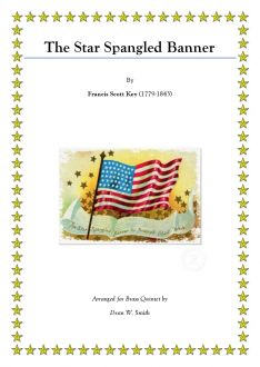The Star Spangled Banner - Brass Quintet