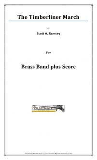 Ramsey - The Timberliner March - Brass Ensemble