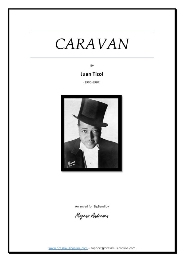 Tizol - Caravan for BigBand