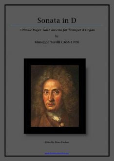 Torelli - Sonata in D - Trumpet and Organ