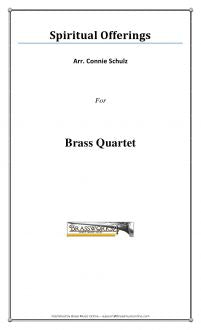 Traditional - Spritual Offerings - Brass Quartet