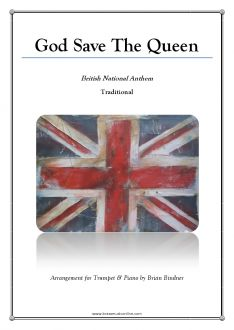 God Save The Queen - Trumpet and Piano