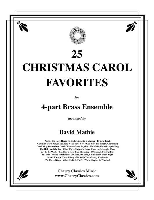Traditional_Twenty_five_Chistmas_Carols_Brass-2764_Cover