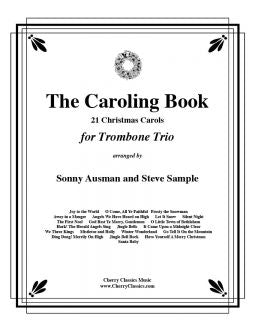 Traditional Christmas – The Caroling Book for Trombone Trio