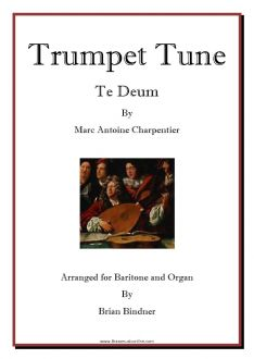 Trumpet Tune for Euphonium and Piano