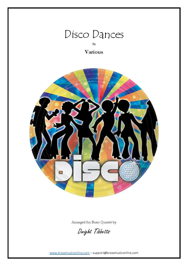 Disco Dances - Brass Quintet