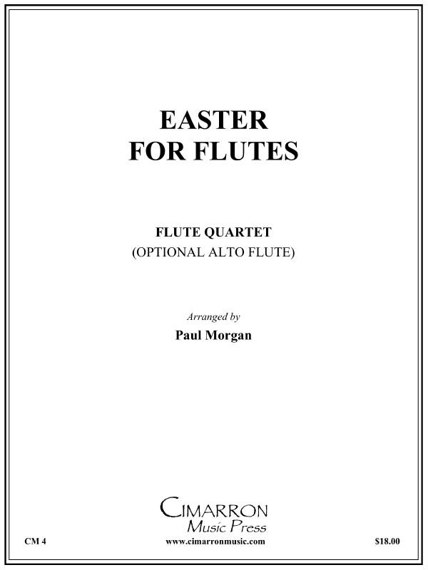 Various - Easter for Flutes - Flute Quintet