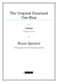 Various - The Original Dixieland One-Step - Brass Quintet